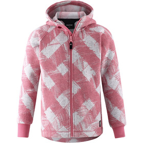 Reima Northern Sweat En Polaire Adolescents, bubble gum pink